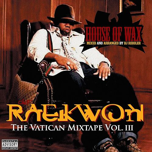 The Vatican Mixtape, Vol. 3 by Raekwon