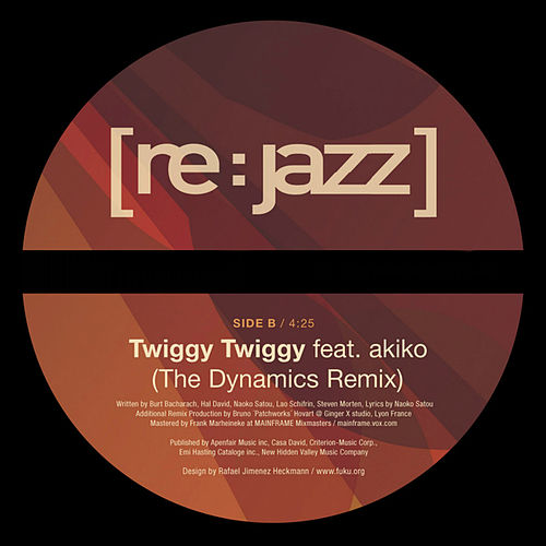 Twiggy Twiggy de [re:jazz]