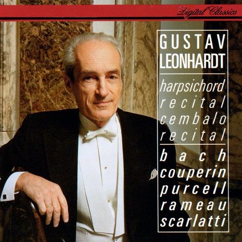 Harpsichord Recital von Gustav Leonhardt