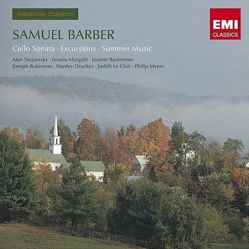 American Classics: Samuel Barber de Various Artists