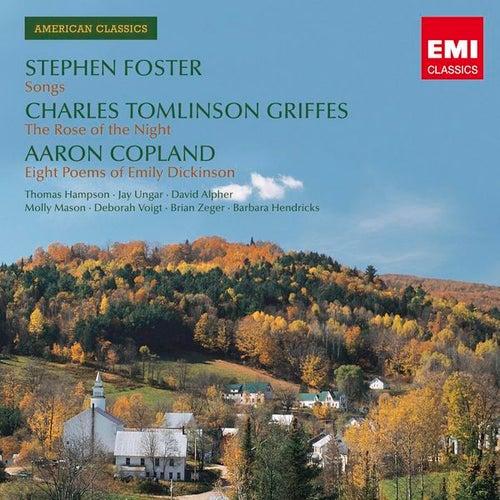 American Classics: Stephen Foster/ Charles Tomlinson Griffes / Aaron Copland von Thomas Hampson