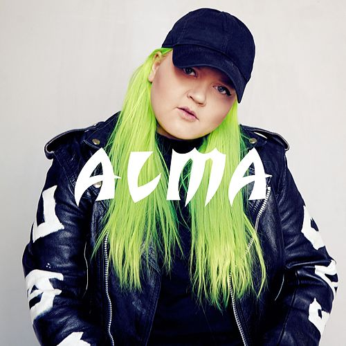 Dye My Hair EP by ALMA