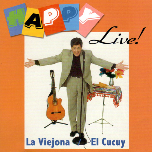 La Viejona/El Cucuy: Live! de Happy The Entertainer