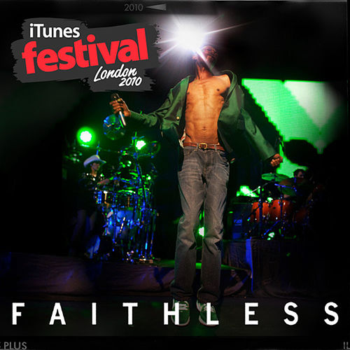 Itunes Live - London Festival EP de Faithless