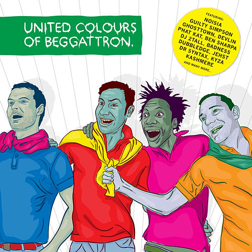 United Colours of Beggattron de Foreign Beggars