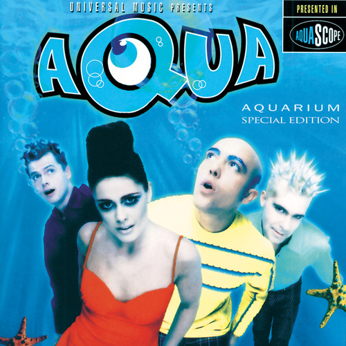 Aquarium (Special Edition) de Aqua