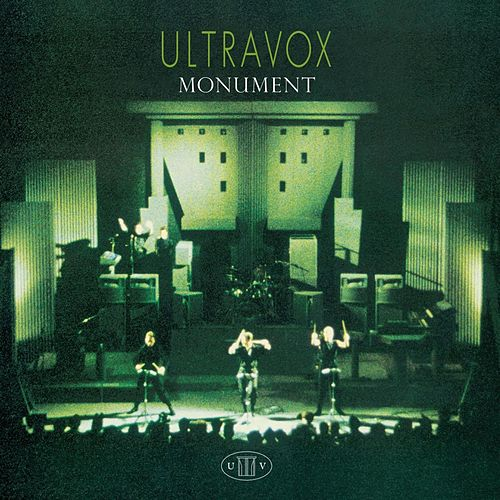 Monument (Live) (2009 Remaster) de Ultravox