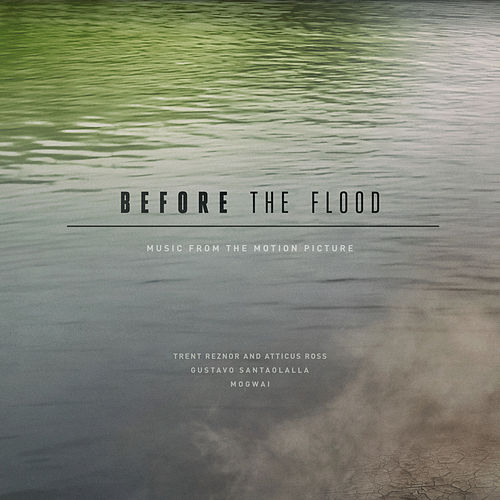 Before the Flood (Music from the Motion Picture) de Various Artists