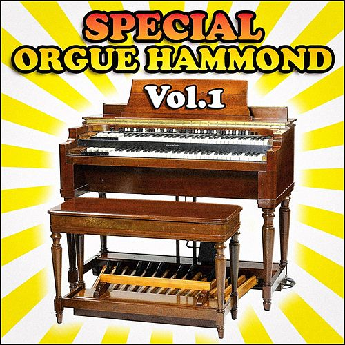 Orgue Hammond, Vol. 1 by Guy Denys