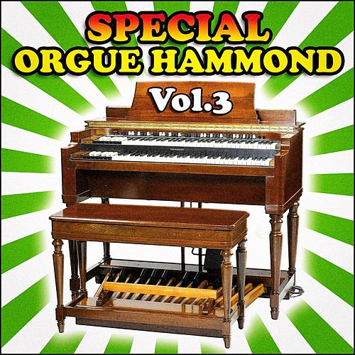 Orgue Hammond, Vol. 3 by Guy Denys