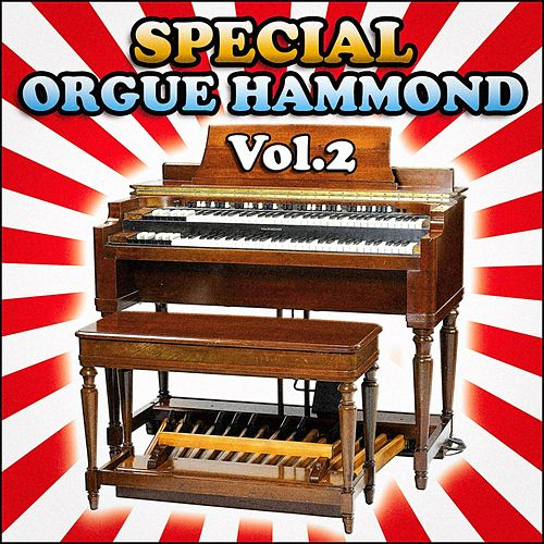 Orgue Hammond, Vol. 2 by Guy Denys