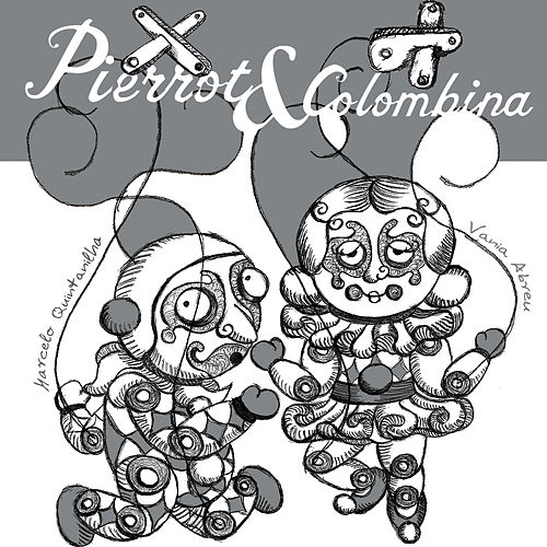 Pierrot & Colombina by Marcelo Quintanilha