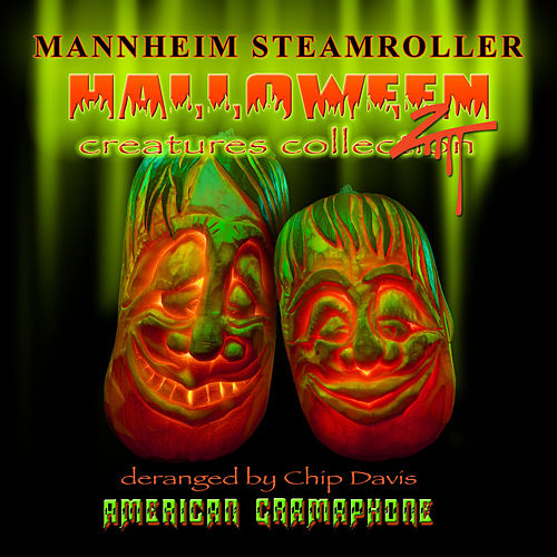 Halloween 2 Creatures Collection de Mannheim Steamroller