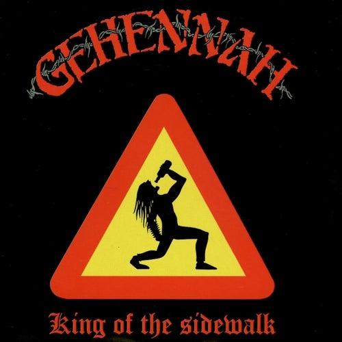King of the sidewalk by Gehennah