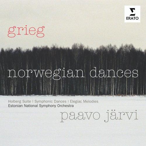 Symphonic Dances; Holberg Suites; Two Elegiac Songs von Estonian National Symphony Orchestra
