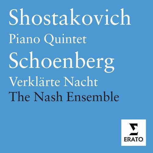 Schoenberg/Shostakovich - Chamber Music von The Nash Ensemble