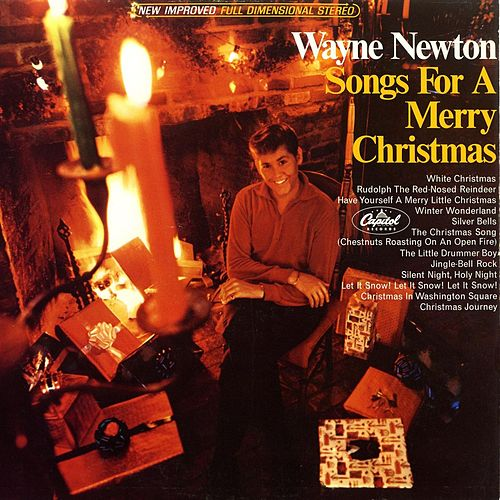 Songs For A Merry Christmas de Wayne Newton