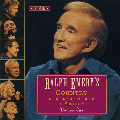 Ralph Emery's Country Legends Series: Volume 1 by Various Artists