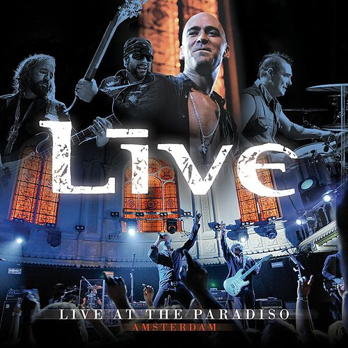 Live At The Paradiso Amsterdam by LIVE