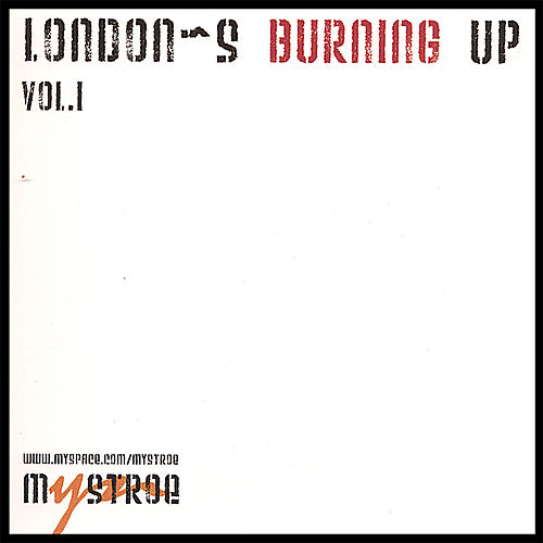 London's Burning Up von Various Artists