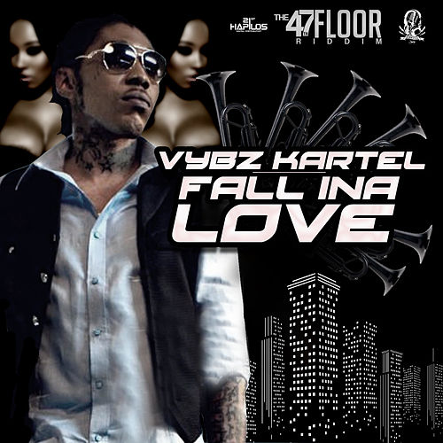 Fall Ina Love - Single by VYBZ Kartel