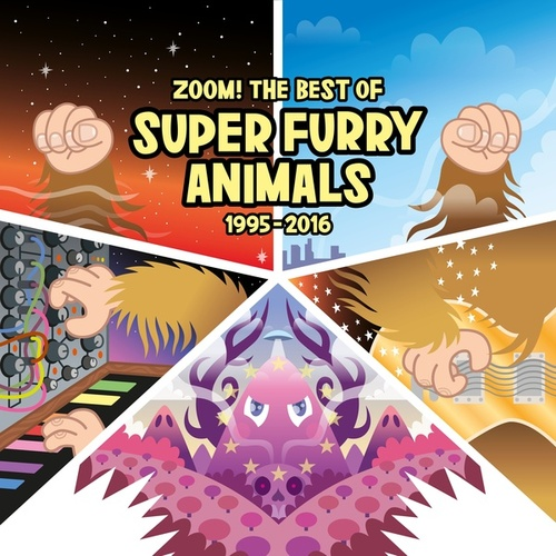 The Best Of de Super Furry Animals