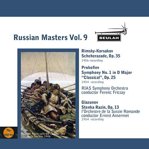 Russian Masters, Vol. 9 von Various Artists
