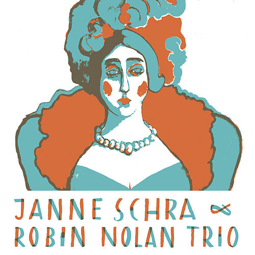 Janne Schra & Robin Nolan Trio by Janne Schra