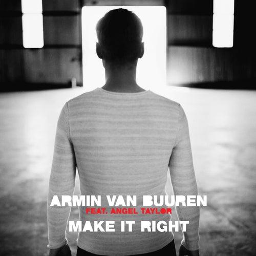 Make It Right de Armin Van Buuren