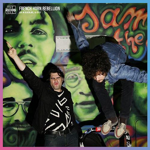 Jam in the Van - French Horn Rebellion: Girls (Live Session, Silverlake, CA, 2013) de Jam in the Van
