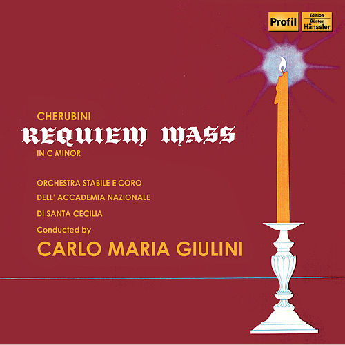 Cherubini: Requiem Mass in C Minor by Coro Dell'Accademia Nazionale Di Santa Cecilia