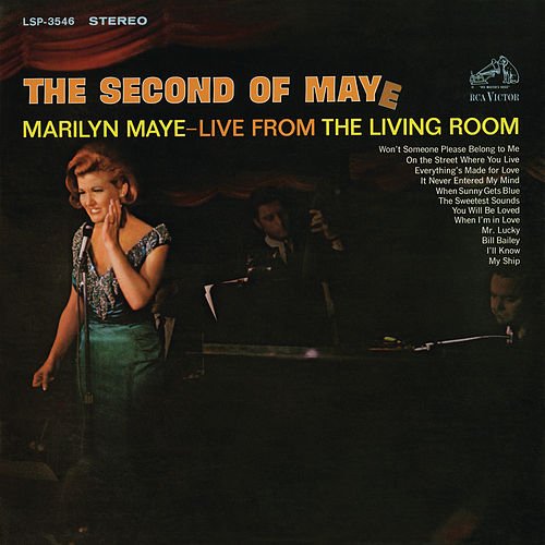 The Second of Maye by Marilyn Maye