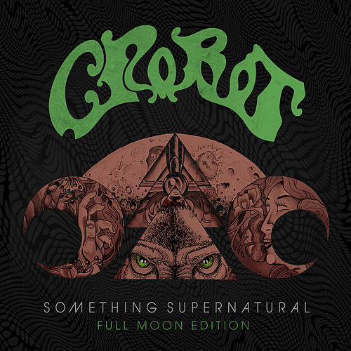 Something Supernatural by Crobot