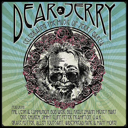 Dear Jerry: Celebrating The Music Of Jerry Garcia (Live) de Various Artists