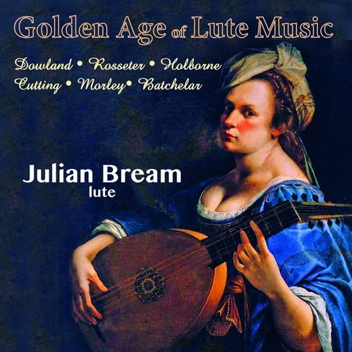 Lute Music – The Golden Age by Julian Bream