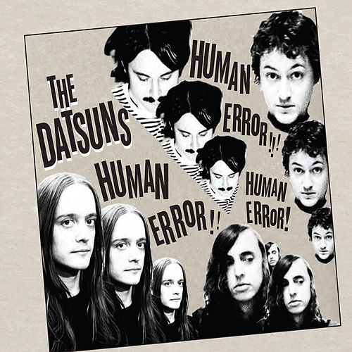 Human Error de The Datsuns