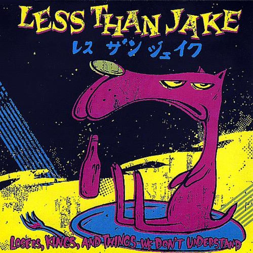 Losers, Kings and Things We Don't Understand von Less Than Jake