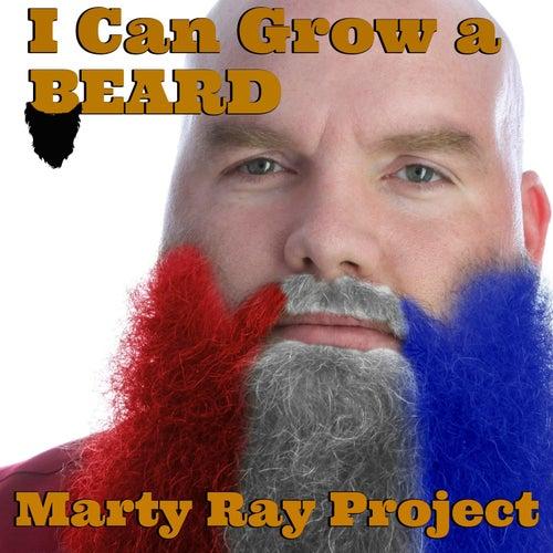 I Can Grow a Beard (feat. Jonny Freesh) von Marty Ray Project