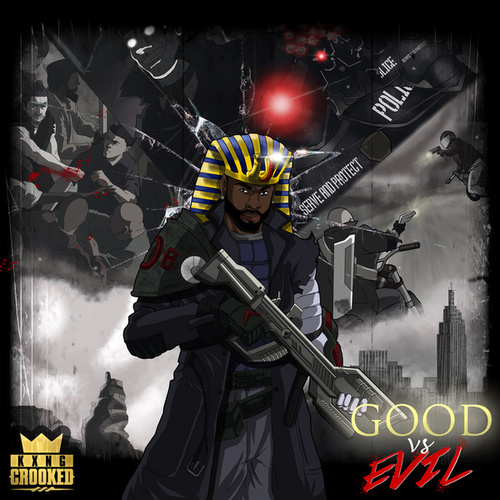 Good vs Evil (Deluxe Edition) by KXNG Crooked
