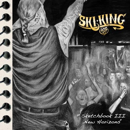 Sketchbook III: 'New Horizons' de Ski King