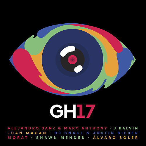 Gran Hermano 17 de Various Artists