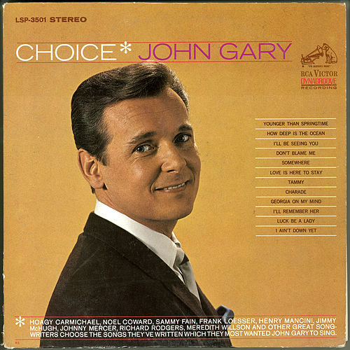 Choice de John Gary
