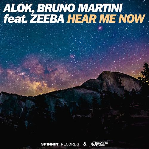 Hear Me Now de Bruno Martini