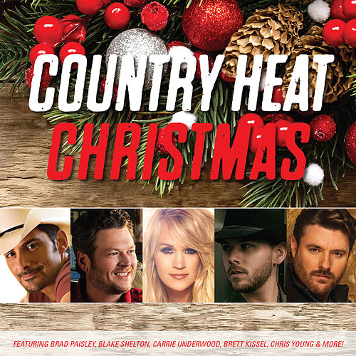 Country Heat Christmas by Various Artists
