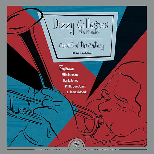 Dizzy Gillespie & Friends: Concert of the Century - A Tribute to Charlie Parker van James Moody