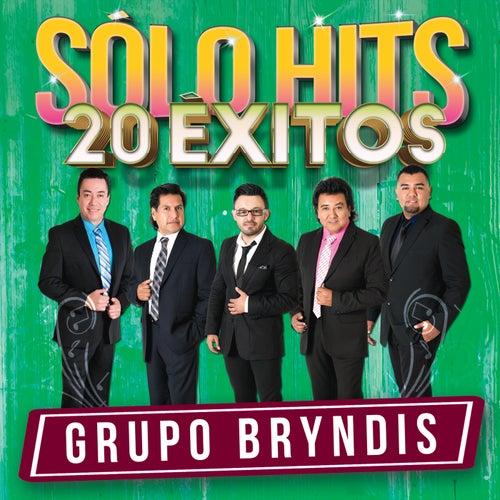 Sólo Hits (20 Éxitos) by Grupo Bryndis