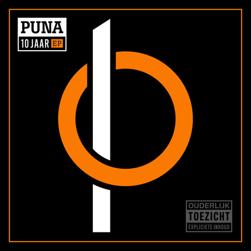 Puna 10 Jaar - Ep de Various Artists