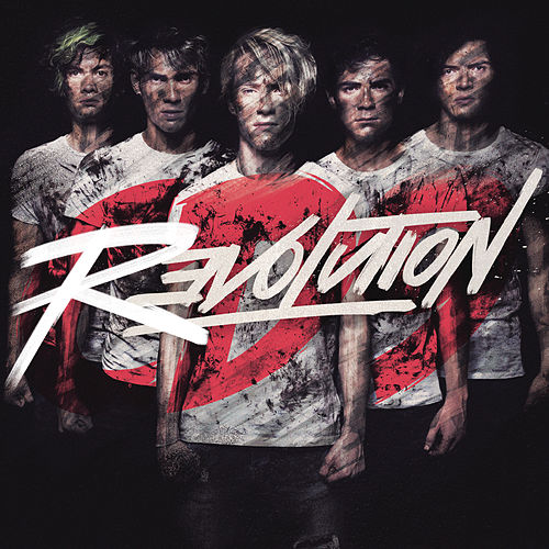 Revolution by Cd9