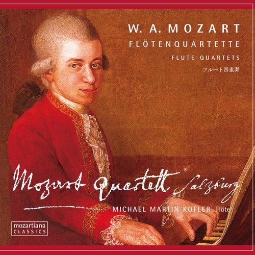 Mozart: Flute Quartets von Michael Martin Kofler
