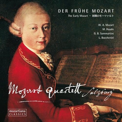 Der frühe Mozart: The Early Mozart von Various Artists